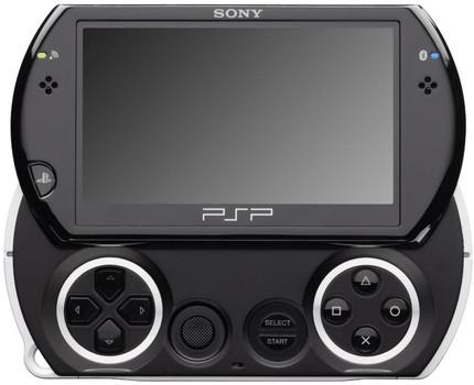 Sony PSP Go! N-1004 Piano zwart
