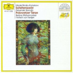 Herbert Von Karajan - Scheherazade/Polowetzer Tänze