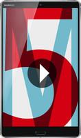 "Huawei MediaPad M5 8,4"" 32 Go [Wifi + 4G] girs sidéral"