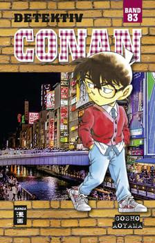 Detektiv Conan 83 - Aoyama, Gosho