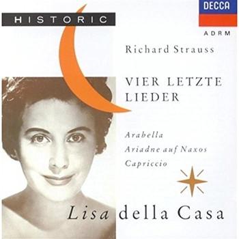 Della Casa - 4 Letzte Lieder / Arabella