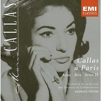 Callas - Callas a Paris Vol. 2 (Aufnahmen 1963)