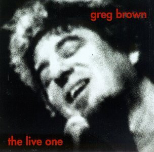Brown,Greg - Live One
