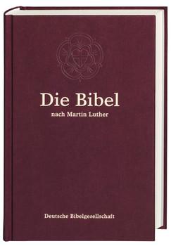 Die Bibel nach Martin Luther: Taschenformat mit Apokryphen