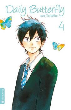 Daily Butterfly 04 - suu Morishita  [Taschenbuch]