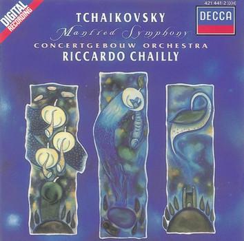 Riccardo Chailly - Tchaikovsky: Manfred Symphony