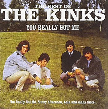 the Kinks - You Really Got Me-the Best of