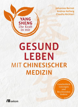Gesund leben mit Chinesischer Medizin. Ganzheitlich vorsorgen und Beschwerden lindern - Johannes Bernot  [Taschenbuch]