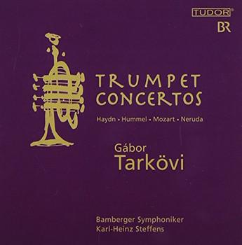 Gábor Tarkövi - Trumpet Concertos