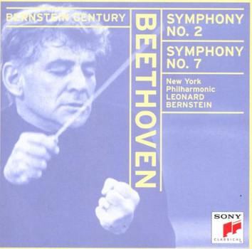 Leonard Bernstein - Sinfonien 2 und 7