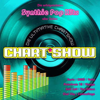 Various - Die Ultimative Chartshow-Synthie-Pop Hits
