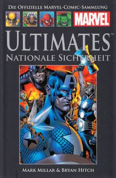 Die offizielle Marvel-Comic-Sammlung 29: Die Ultimativen - Nationale Sicherheit - Mark Millar [Gebundene Ausgabe]