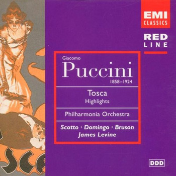 Domingo - Red Line - Puccini (Highlights aus Tosca)