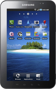"Samsung Galaxy Tab 7"" 16GB [wifi + 3G] wit"
