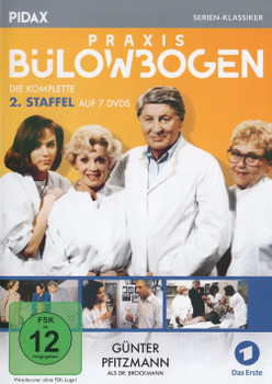 Praxis Bülowbogen: Die komplette 2. Staffel [7 DVDs]