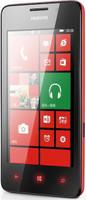 Huawei Ascend W2 16GB rojo