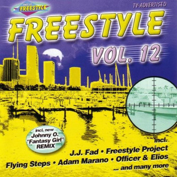 Various - Freestyle Vol.12