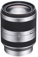 Sony 18-200 mm F3.5-6.3 OSS 67 mm Obiettivo  (compatible con Sony E-mount) argento