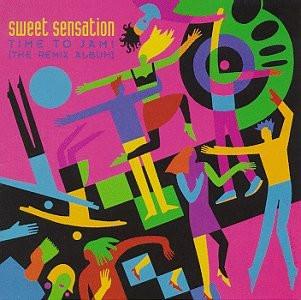 Sweet Sensation - Time To Jam-Remix Album