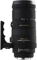 Sigma 120-400 mm F4.5-5.6 APO DG HSM OS 77 mm Objectif (adapté à Canon EF) noir