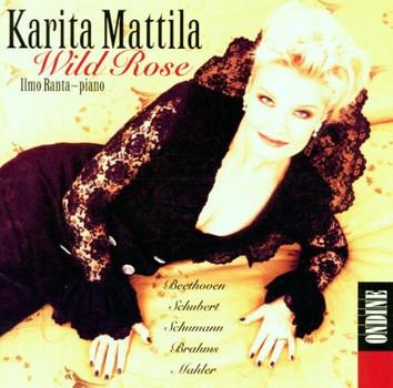 Karita Mattila - Wilde Rose-Lieder