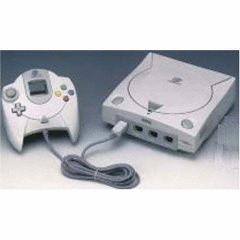Sega Dreamcast Consola