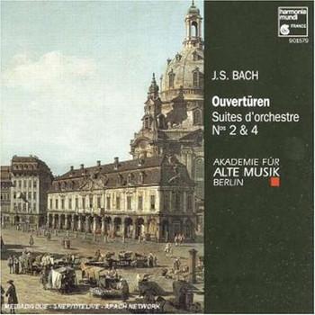 Akademie Fuer Alte Musik Berlin - Ouvertüren Nr.2 und 4