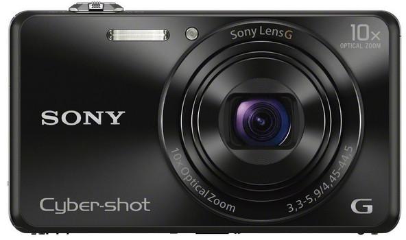 Sony DSC-WX220 schwarz