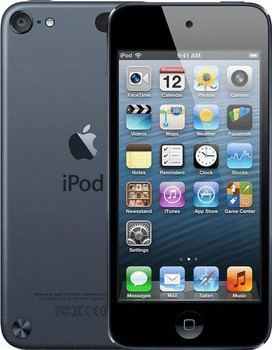 Apple iPod touch 5G 16GB gris espacial