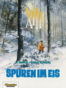 XIII, Bd.2, Spuren im Eis - William Vance