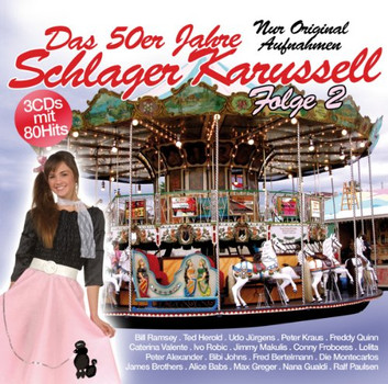 Various - Das 50er Jahre Schlager Karussell Folge 2