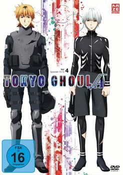 Tokyo Ghoul A - 2. Staffel, Vol. 4