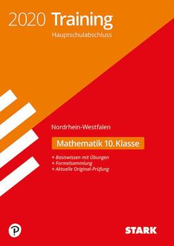 STARK Training Hauptschulabschluss 2020 - Mathematik 10. Klasse - NRW [Taschenbuch]