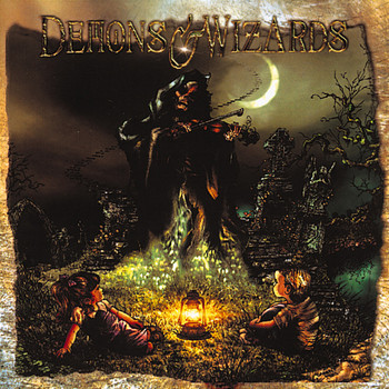 Demons & Wizards - Demons & Wizards (Limited edition)
