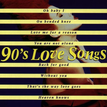 the Sound Factory - 90'S Love Songs