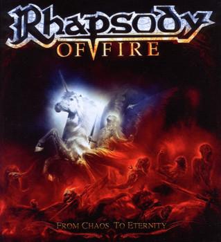 Rhapsody of Fire - From Chaos to Eternity (Digi Book inkl. 48 Seiten Booklet)