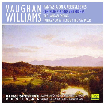 the Consort of London - Vaughan Williams: Fantasia on Greensleeves