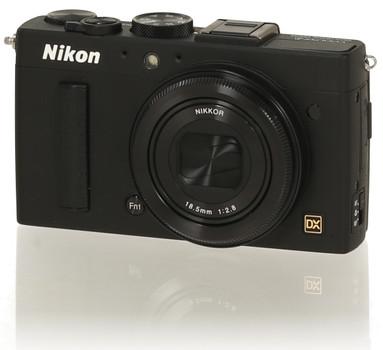 Nikon COOLPIX A negro