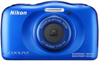 Nikon Coolpix W100 azul