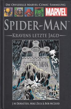 Die offizielle Marvel-Comic-Sammlung 10: Spider-Man - Kravens letzte Jagd - J. M. DeMatteis [Gebundene Ausgabe]