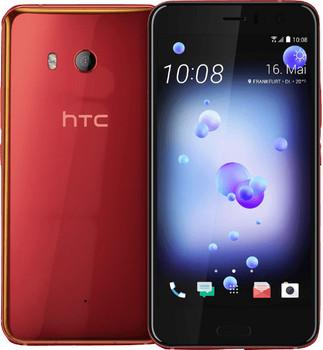 HTC U11 64GB rood