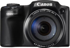 Canon PowerShot SX510 HS zwart
