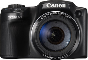 Canon PowerShot SX510 HS negro