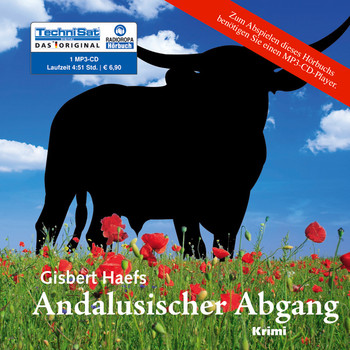 Andalusischer Abgang (1 MP3 CD) - Gisbert Haefs