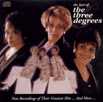 the Three Degrees - Greatest Hits