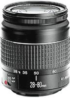 Canon EF 28-80 mm F3.5-5.6 58 mm Obiettivo (compatible con Canon EF) nero
