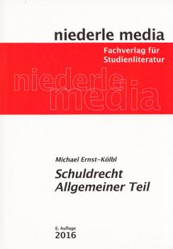 Schuldrecht Allgemeiner Teil - Michael Ernst-Kölbl [Taschenbuch, 6. Auflage 2016]