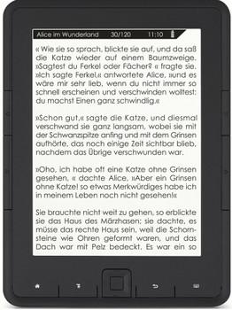 """TrekStor eBook Reader 4.0 6"""" 2GB zwart"""