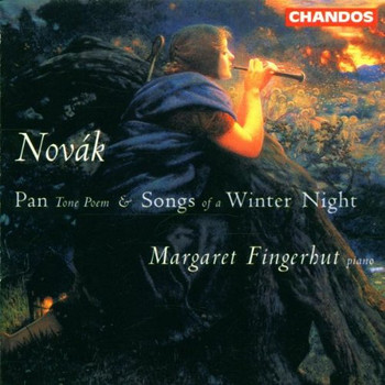Margaret Fingerhut - Pan-Tone Poem / Songs Of A Winte