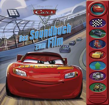 Cars 3 - Das Soundbuch zum Film - 8-Button-Soundbuch [Gebundene Ausgabe]